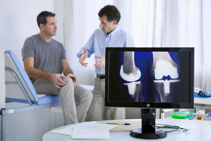 Endoprotezirovaniye kolennogo sustava podgotovka k operatsii