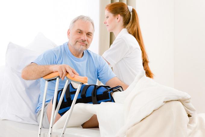 Endoprotezirovaniye kolennogo sustava posle operatsii