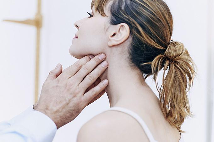Limfoma Hodzhkina simptomy