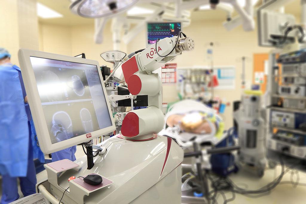 robot Rosa operazionnaja