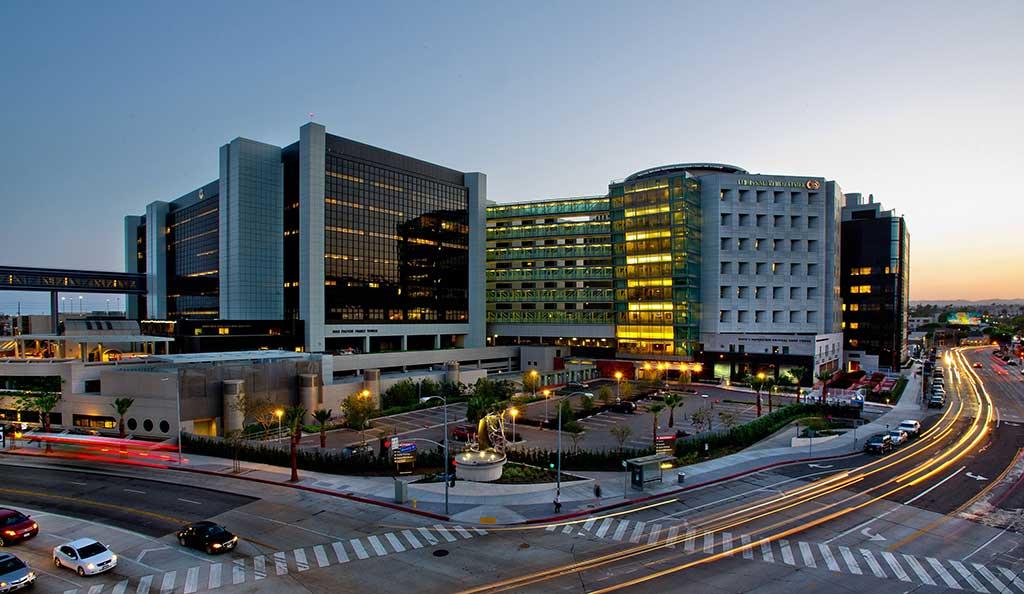Cedars-Sinay Medical Center beverli hills