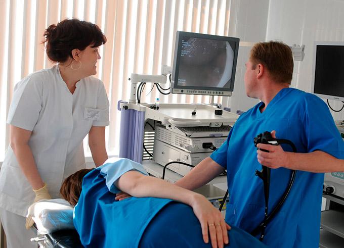 Stomach cancer diagnostics