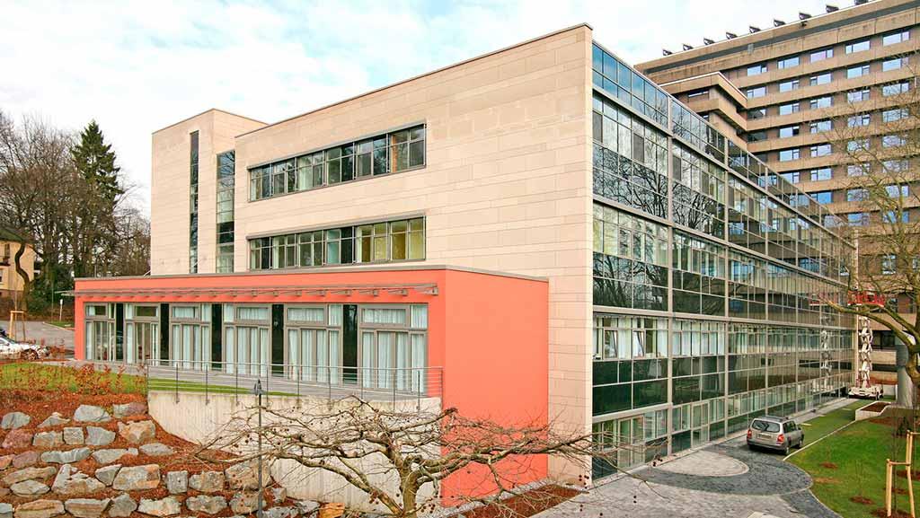 Городская клиническая больница Золингена