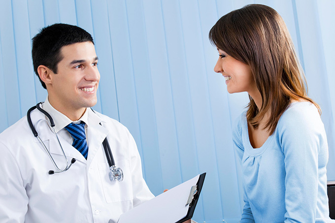 Ovarian cyst prognosis