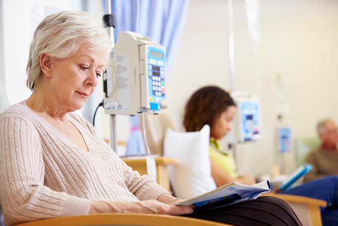 Laryngeal cancer treatment