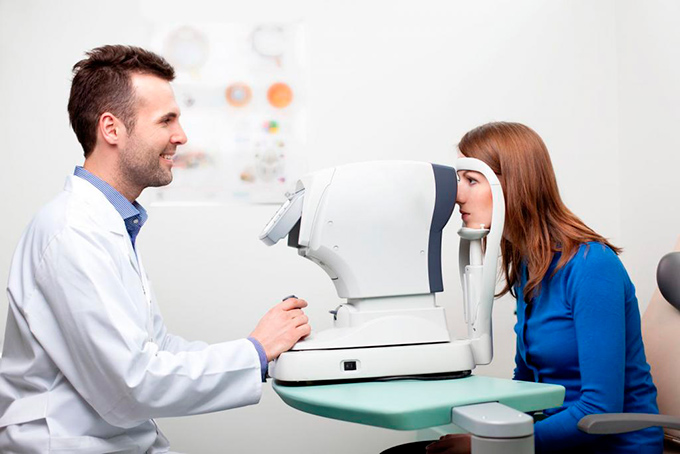 Retinal detachment diagnostics