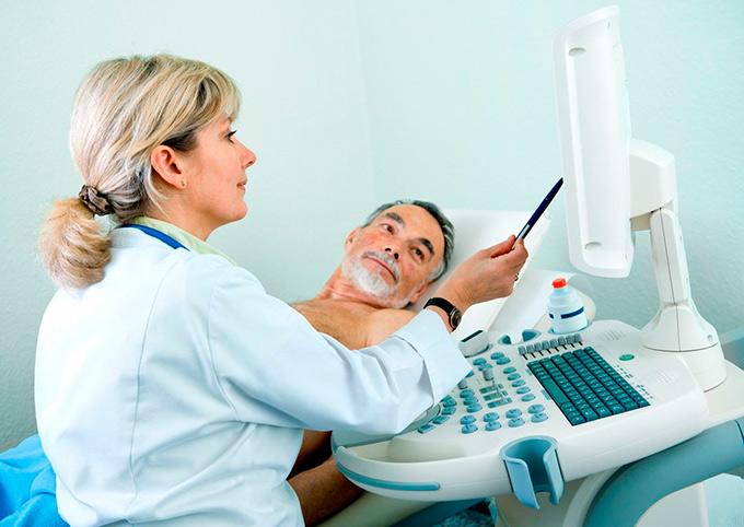Anevrizma aorty diagnostika