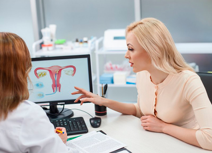 Endometrioidnaya kista yaichnika