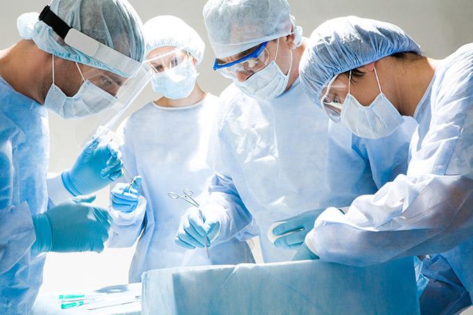 myasthenia surgery