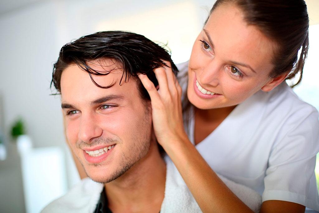 Современные методы по трансплантации волос