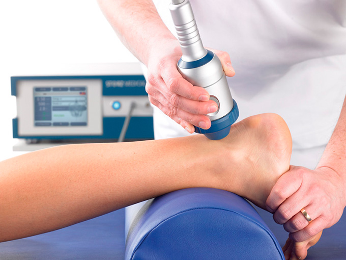 ankle joint arthritis diagnostics