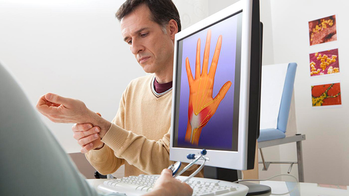 Carpal tunnel syndrome diagnostics