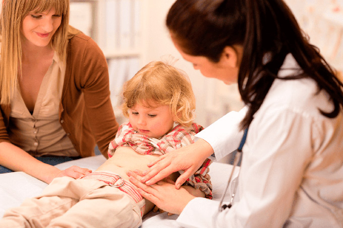 nefroblastoma simptomy