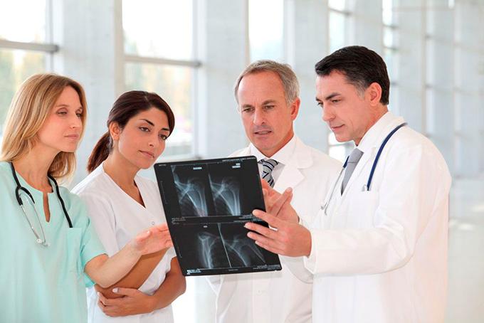 Fibrosarcoma diagnostics