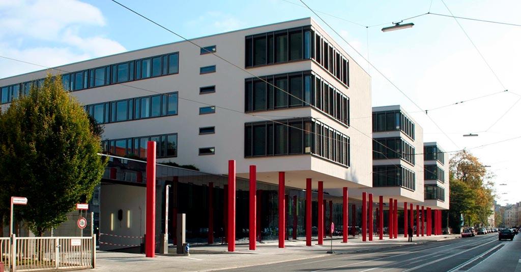 University Hospital Rechts der Isar of the Munich Technical University