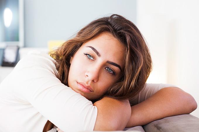 Симптомы пролапса матки