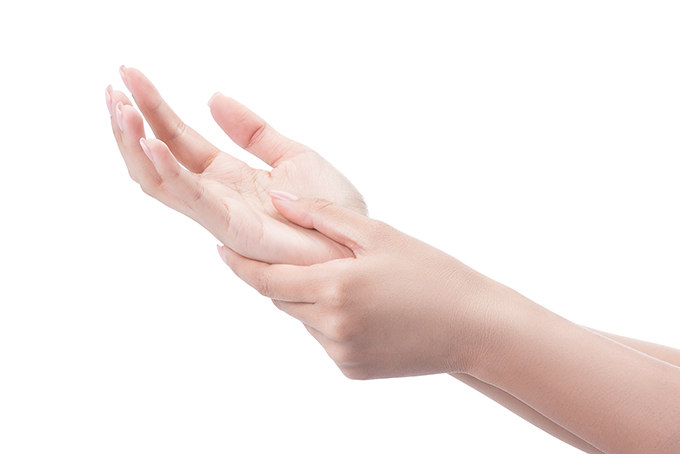 Carpal tunnel syndrome symptoms