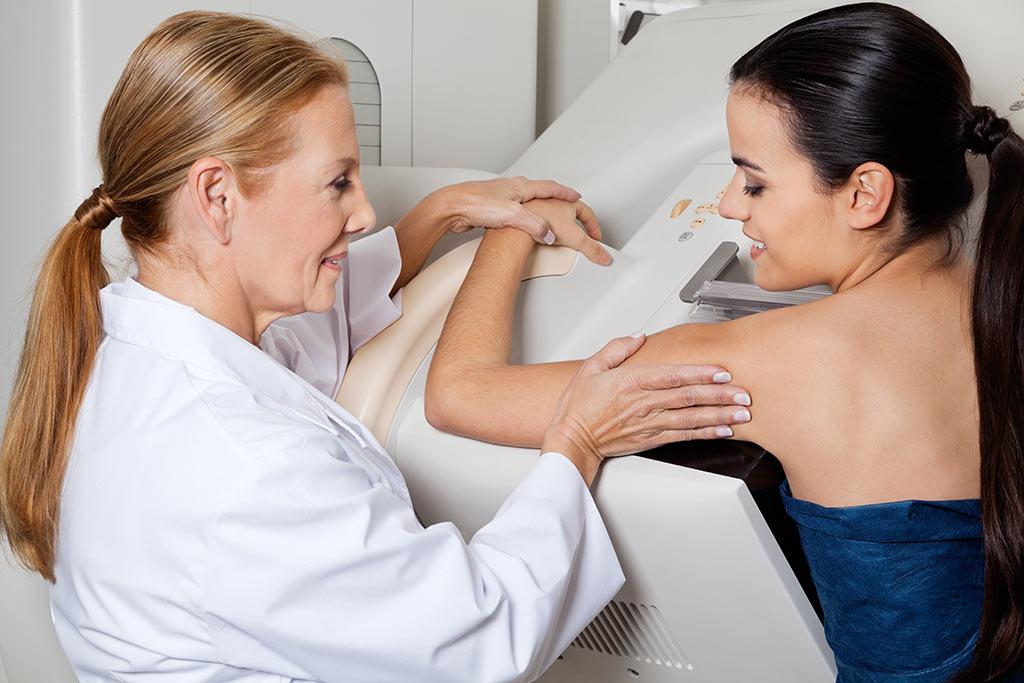 Риск рака груди возрастает с весом