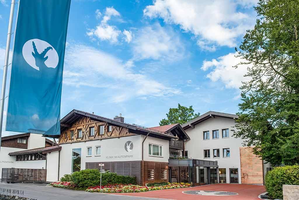 Баварская клиника Klinikum Alpenpark