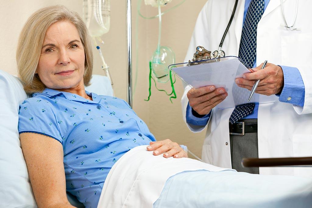 Лечение рака шейки матки без операции