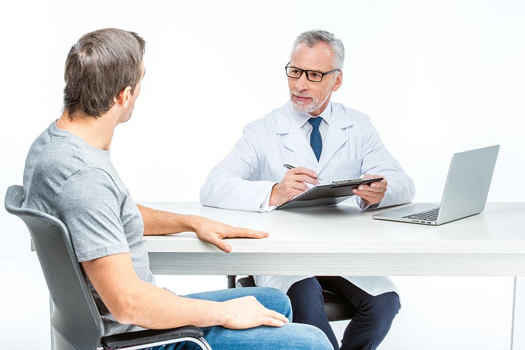 Лечение локально ограниченного рака простаты
