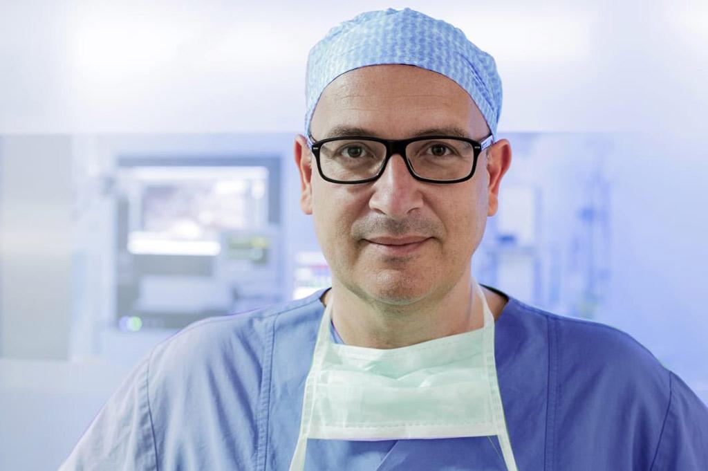 Профессор, доктор медицины Пламен Стайков