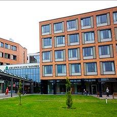 Academic Hospital Asklepios Barmbek Hamburg