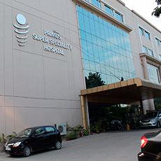 Многопрофильная клиника Primus Super Speciality Hospital Нью-Дели