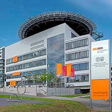 Университетская клиника Галле (Заале)