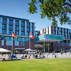 مستشفى جامعة هامبورغ - إيبندورف