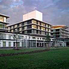 Университетская клиника Дюссельдорф
