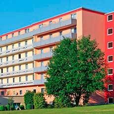 Реабилитационная клиника Медиан Кинцигталь Бад-Зоден-Зальмюнстер