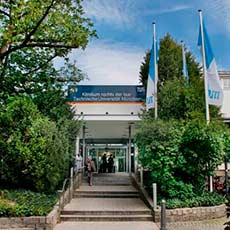 مستشفى ريختس دير إيزار الجامعي ميونخ