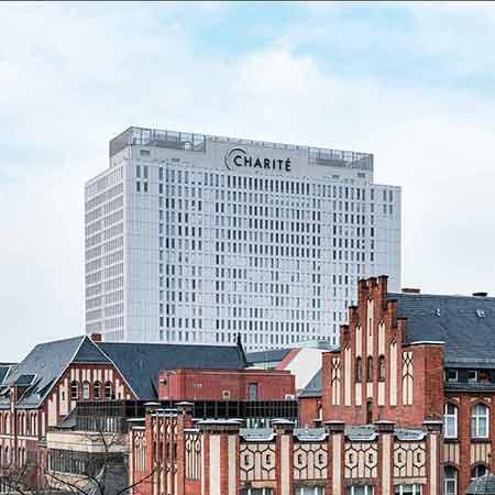 Outpatient Diagnostic Center Charite Mitte Berlin