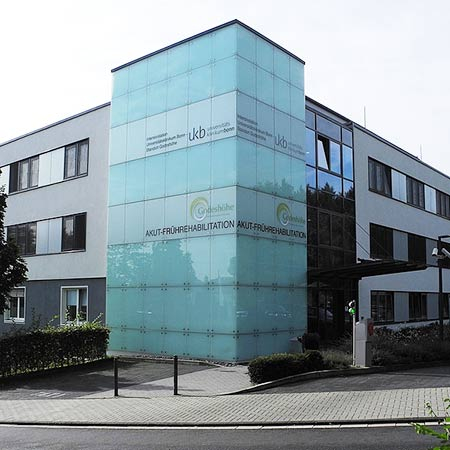 Neurological Rehabilitation Clinic Godeshöhe Bonn