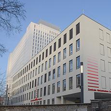 مستشفى شاريته الجامعي برلين