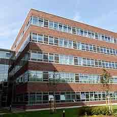 مستشفى جامعة بيرغمانسهايل بوخوم