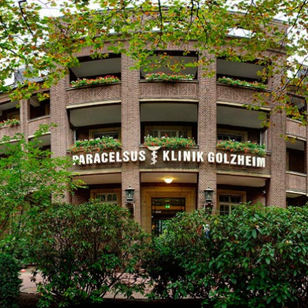 Paracelsus Clinic Golzheim Duesseldorf