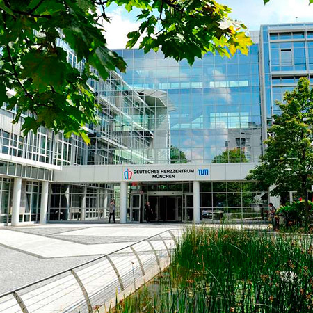 Немецкий кардиологический центр Мюнхен
