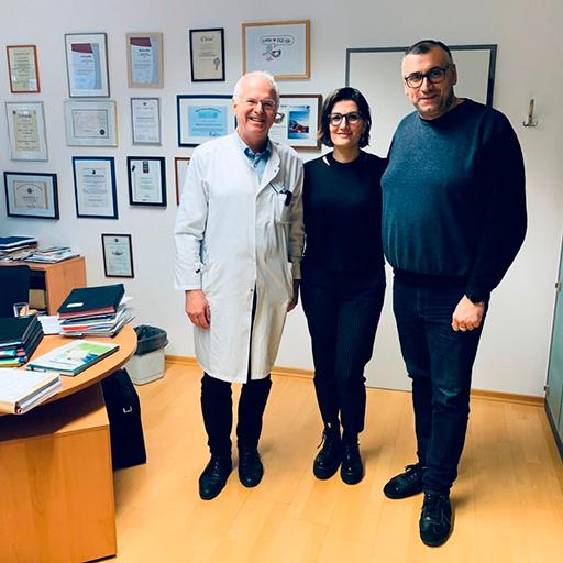 Prof. Dr. med. Hans-Dieter Allescher, Academic Hospital Garmisch-Partenkirchen, February 2020